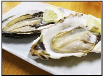 生牡蠣の画像
