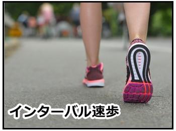 インターバル速歩の画像