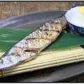 秋刀魚の画像