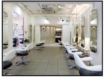 美容院の画像